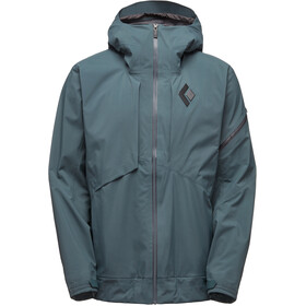 Black Diamond Mission Shell Jacket Men Adriatic